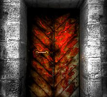 The Red Door by Luke Griffin