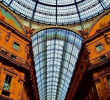 Galleria Milano #2 by Stephen Burke