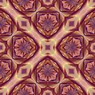 Byzantine Wallpaper by Ginny Schmidt