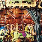 Carrousel de la Tour Eiffel by jbbphotography