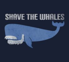 Shave the Whales by Cassia  Kuhn