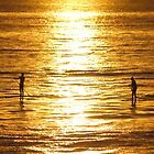 Sunset Surfers by gcooper80
