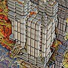 'Floating Tower 2' by Scott Bricker