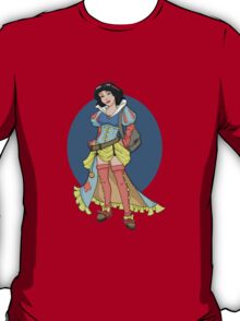 Steampunk Snow White T-Shirt