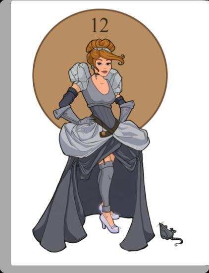 Steampunk Cinderella by Karen  Hallion