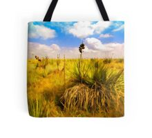 """Panhandle Plains of Oklahoma"" Tote Bag"