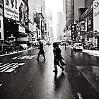 New York City Streets by Lukas Carruthers