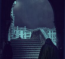 Venezia Dark by Luisa Fumi