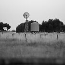 Country Windmill by Ian Williams