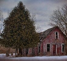 Red Shanty by pshootermike