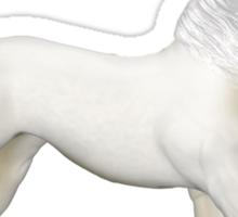 Unicorn .. Star Sticker