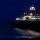 Eastborne Pier by Tony Hadfield
