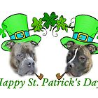 Happy St. Patrick's Day by Alexandra Wise-Brogna