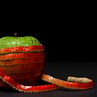 Red Apple, Green Apple by photolove