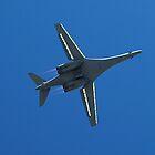 USAF B-1B Rockwell Lancer - Australian Airshow 2011 by Bev Pascoe