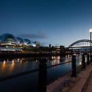 Tyne Bridge, Newcastle by dlsmith