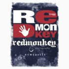 red mon key by RedMonkey Photography
