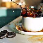 Coffee Splash! by Michelle McMahon