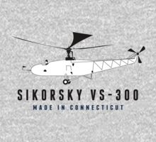 Sikorsky VS-300 Kids Clothes