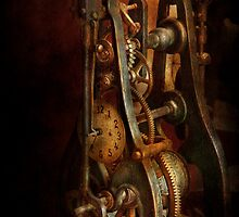 Clockmaker - Careful, I bite by Mike  Savad