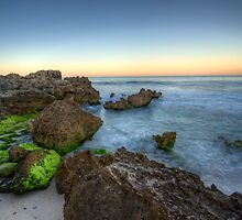 Mettams Pool Perth WA by Paul Teague