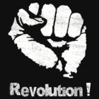 Revolution Fist by personalized