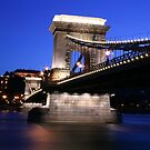 Chain Bridge Budapest by Artanis