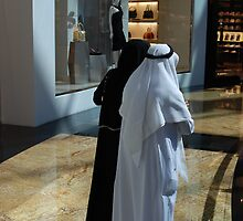 Little black burqa by justbmac
