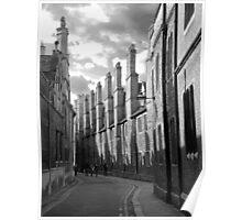 chimney street Poster
