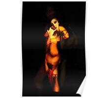 Erotic nude art Poster