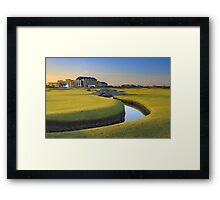 Old Course St Andrews Framed Print