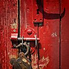 Red Door by Simon Duckworth