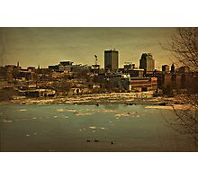 The Queen City Photographic Print