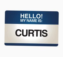NAMETAG TEES - CURTIS by webart
