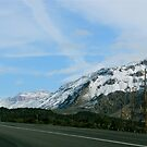 On the Mountain Road by illPlanet