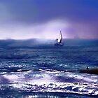 OCEAN BLUE by Spiritinme