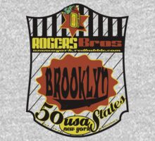 usa brooklyn hoodie by rogers bros by usahoodies