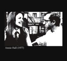 Annie Hall by Roberto Castro Ruz