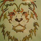 lion by fernandozart