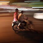 Nightriding Vietnam by Chris Cherry