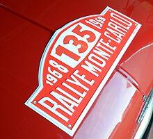 Rallye Monte Carlo by codriver