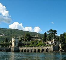 Clouds Over Lake Maggiore v.2 by Lorna81