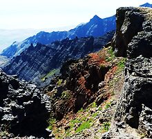 East Rim Steens Mountain - Harney County, OR by Rebel Kreklow
