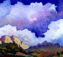 High Desert Sky by Marie Angeli