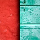 Red & Green by Tiffany Dryburgh