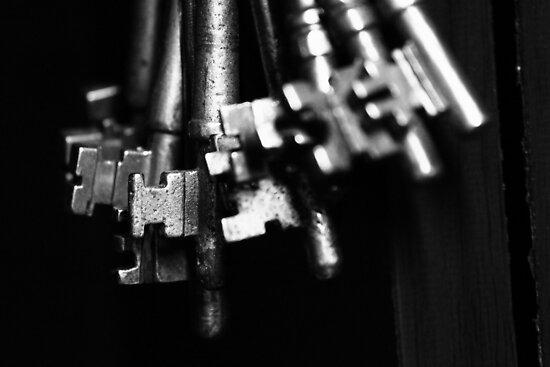 Keys by Chris Richards