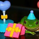 Happy Birthday by Cathie Trimble