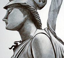 Athena by Joseph Haegele