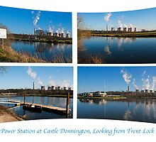 Castle Donnington Power Station by Elaine123