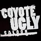 Coyote Ugly Sign, Nashville, TN by Debbie Robbins